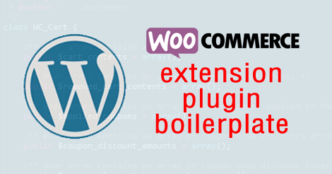 WooCommerce Extension Plugin Boilerplate - https://blog.vilourenco.com.br