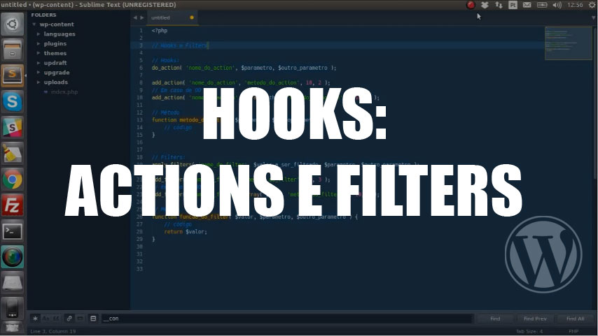 WordPress - Entendendo Hooks: Actions e Filters