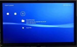 Vinícius Lourenço - Como instalar o Lakka Linux em um Raspberry Pi e ter um videogame retrô! - Escaneando ROMs